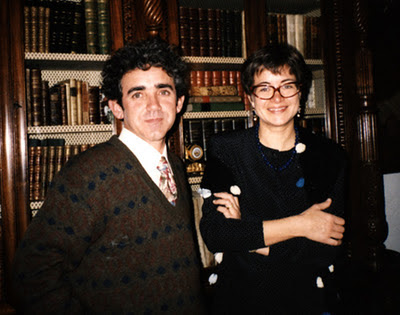 1988, Bruno Tognolini and Giulia Orecchia