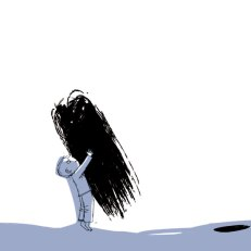 Poesie di paura, Paola Parazzoli, Rizzoli