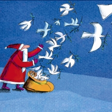 Christmas card, UNICEF 2001-2008