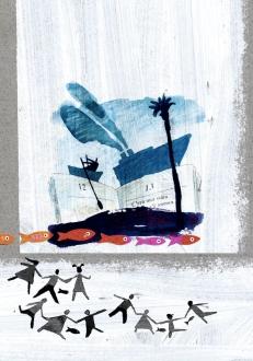 Il Pepe Verde, magazine cover, 2002