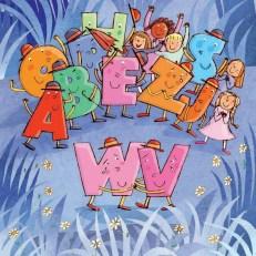 ABC, L'histoire de l'Alphabet, J'aime lire, Bayard Press 2007