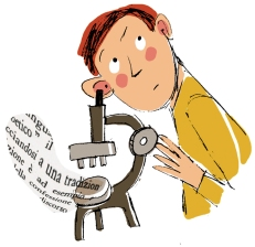 School book illustration 2007