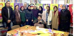 a Ramallah Tamer Institute 2013
