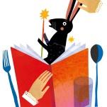 Leggere libri è una magìa