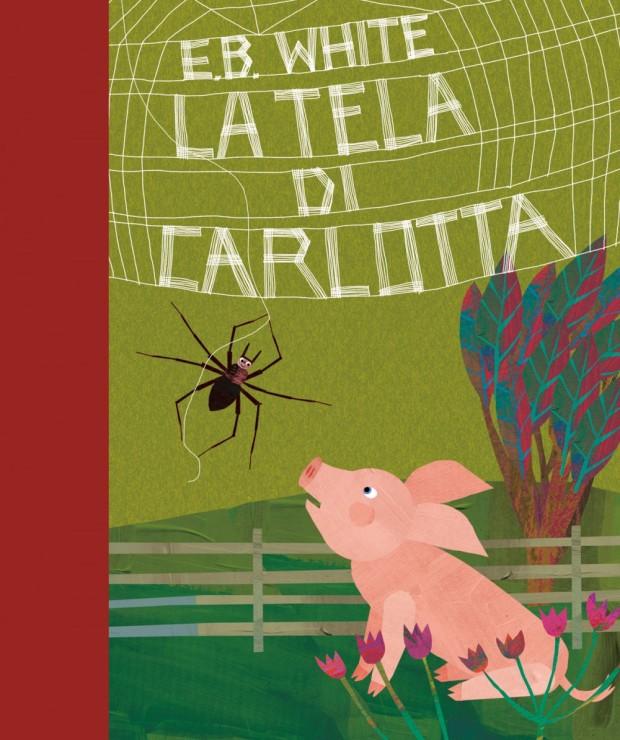 La tela di Carlotta Cover